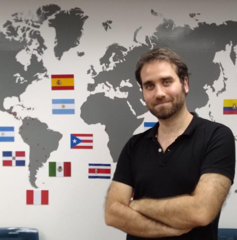 Spanish Director Diego