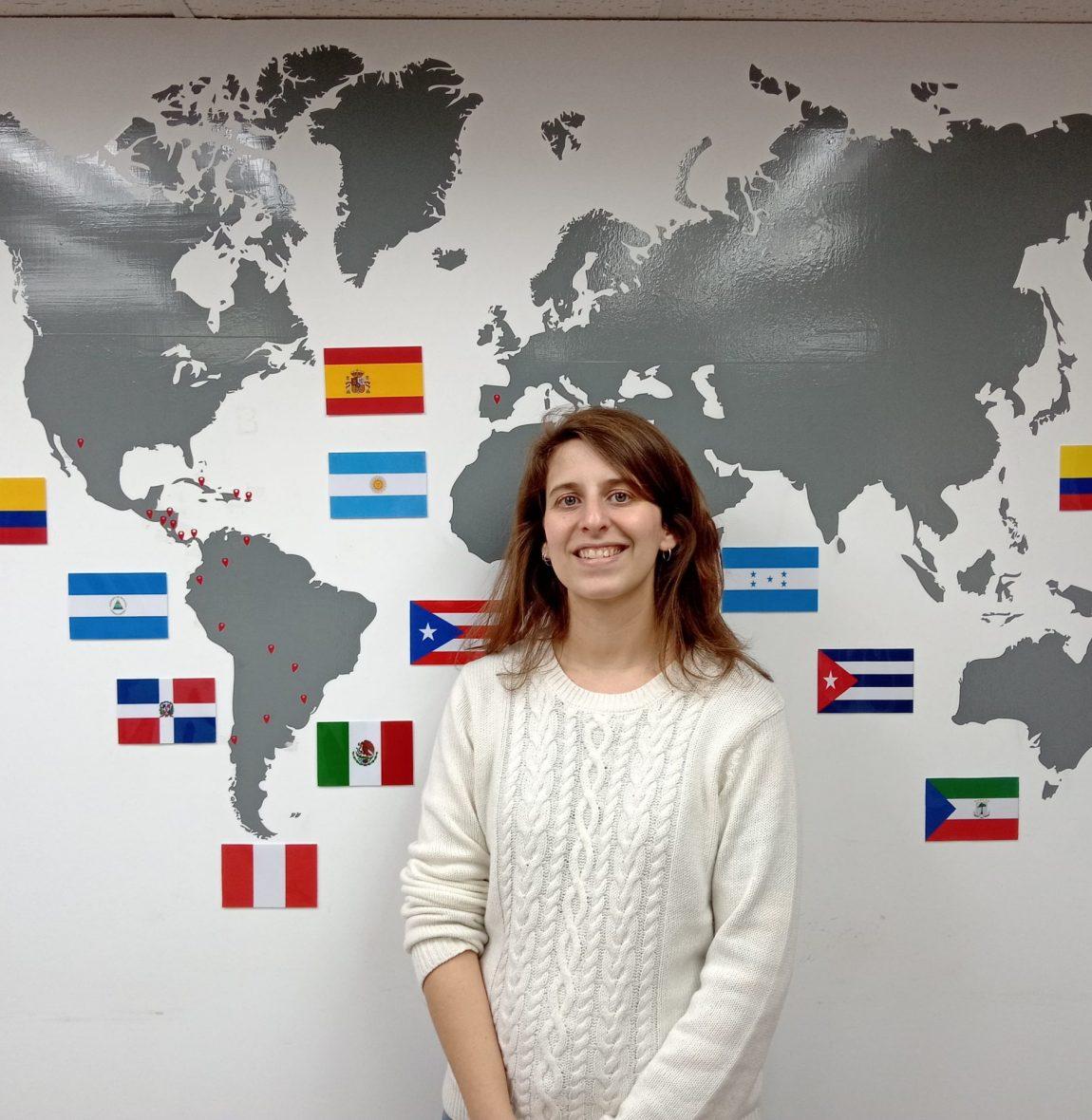 Spanish teacher Taipei